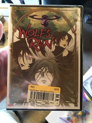 BRAND NEW - Wolf's Rain - Recollections Vol. 4 DVD