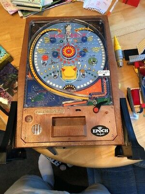 Vintage Epoch Pachinko Pinball Game Made In Japan