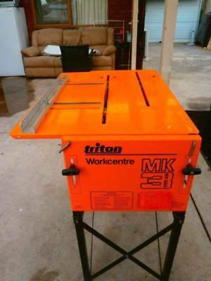 Triton MK3 Workcentre/Work Bench & Router Jigsaw Table & More..