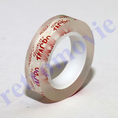Super 8mm CIR Roll Of Professional Splicing Tape By Jacro For Cine Film