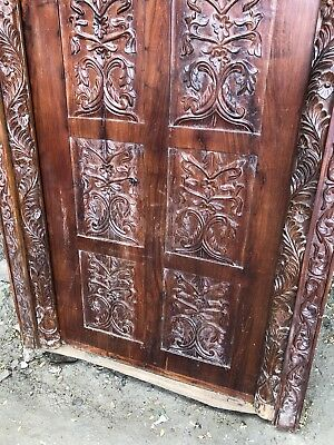 Historical  Authentic Zanzibar Sultan Doors (STANDARD) Sultan of Zanzibar