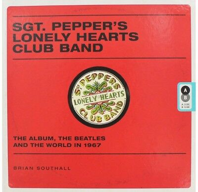 Sgt Peppers Lonely Hearts Club Band Book The Beatles First 1st Edition