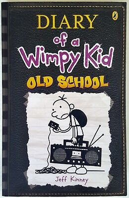 Diary Of A Wimpy Kid Old School Pdf Full