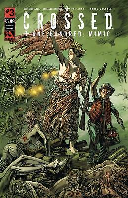 Crossed Plus 100 Mimic #3 American History X Avatar Nm