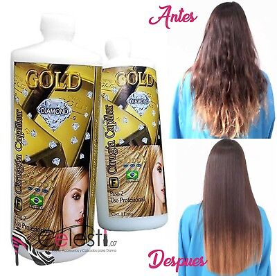 Gold Diamon Capillary Surgery Formula Improved Original 1 Liter Hair Care
