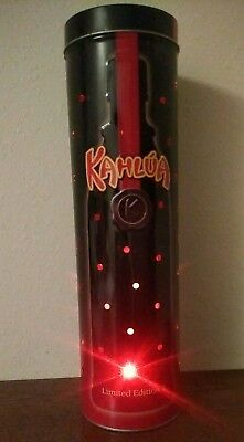 Kahlua light up gift tin (2004 limited edition 3)