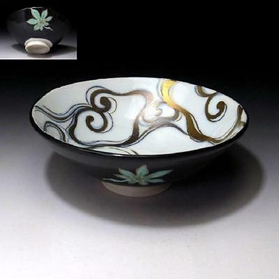 FF6: Vintage Japanese Tea Bowl by the 1st class potter, Shohei Sugita