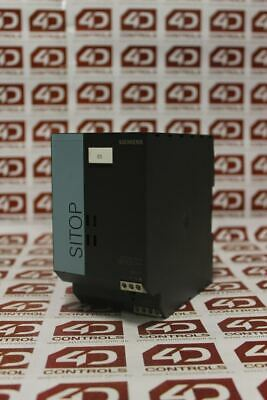 Siemens 6EP1 334-2BA01 SITOP SMART Stabilized Power Supply - Used