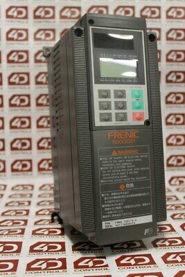 Fuji FRN0.75G11S-4 Inverter 3PH 380-480V 50/60HZ 3.5A - Used