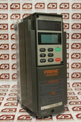 Fuji FRN0.4G9S-4JE Inverter 380-480V 50/60HZ - Used
