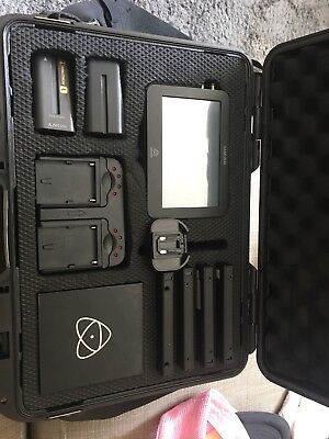 atomos samurai Sdi Monitor Used But Great Condition with accessories.
