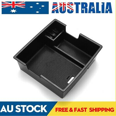 For Ford Everest Ranger PX MKII Armrest Center Console Storage Box Organizer AU