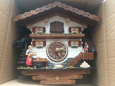 Cuckoo clock (made in Black Forrest Germany)