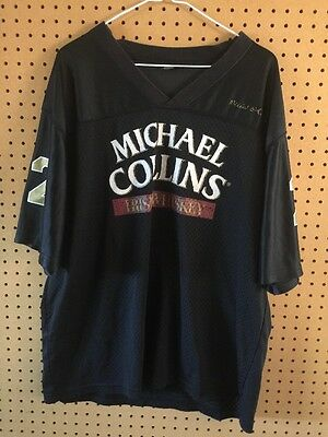 "MICHAEL COLLINS ""IRISH WHISKEY"" No. 22 Football (LG) JERSEY"