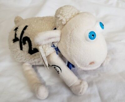 Serta Counting Sheep Plush #1/2 with tags