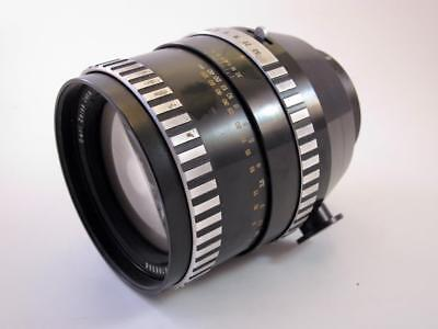 Carl Zeiss f2.8 180mm Sonnar Lens for Pentacon Six Spares or Repair