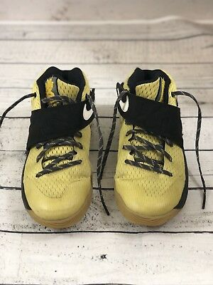 8c3f6979d906 Nike Kyrie 2 All Star Game Patch Unreleased 835943-307 Celery maize black
