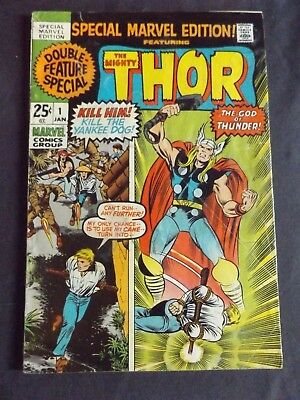 Marvel Comics Journey into Mystery The Mighty THOR Special  Edition #1 1967
