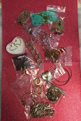Vintage to Now Estate Jewelry Lot NEW, Sterling Silver & Fashion PCs # 2 Of 30