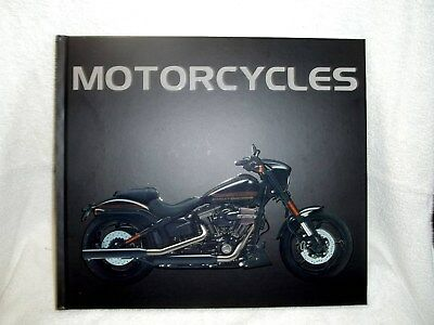 Motorcycle Enthusiast's Must Have Book