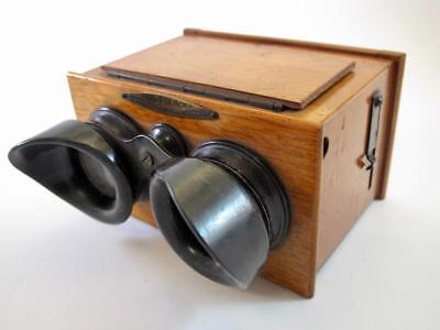 French Unis Stereo Viewer (Spares or Repair)