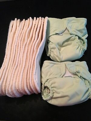 Gerber Cloth Diaper Covers With Inserts