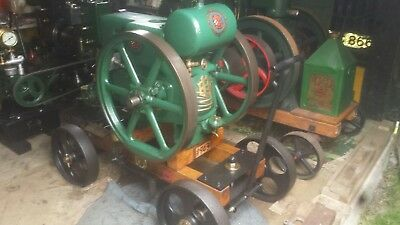 Ruston hornsby PB 4hp stationary engine