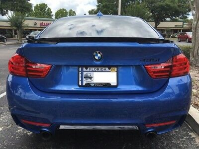 Bmw 4 F36 Gran Coupe Performance Heckspoiler