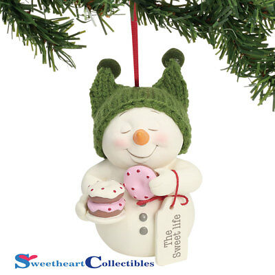 Department 56 Snowpinions 6001855 The Sweet Life Ornament 2018