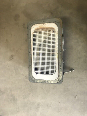 Kenworth W900A A-model Cab Air Operated Vent Red Dot RD-3-2204-0 C500