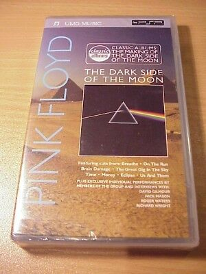Sony PSP/UMD - PINK FLOYD - DARK SIDE OF THE MOON, Making of - CLASSIC ALBUMS