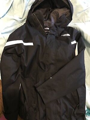4333c46a7 THE NORTH FACE kids rain jacket coat size small 7/8 used! Please ...