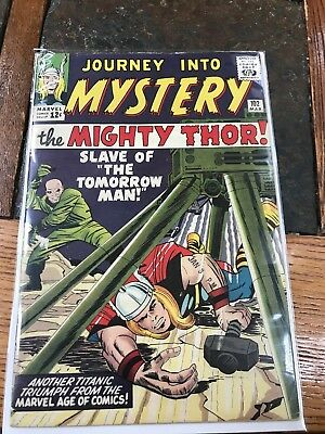 Journey into Mystery 102 - First Hela, Sif, And Balder