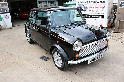 Rover Mini 30th Anniversary 26000 Miles From New