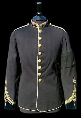 Extremely RARE British Army Officer's 1869 -1875 Control Department Tunic