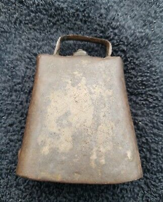 🔔 🐮 Antique Vintage Cow Bell Nice Sound