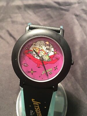 Vintage 1990 The Jetsons The Movie Character Watch , New battery