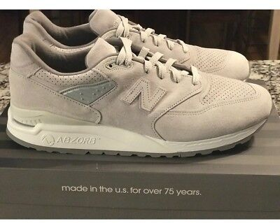 09013a47a0859 ... shopping mens new balance us 998 size 12. new in box. color nimbus cloud