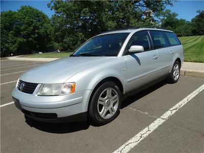 Passat GLX 2001 Volkswagen Passat GLX 4MOTION ALL WHEEL DRIVE WAGON SUPER CLEAN NO RESERVE