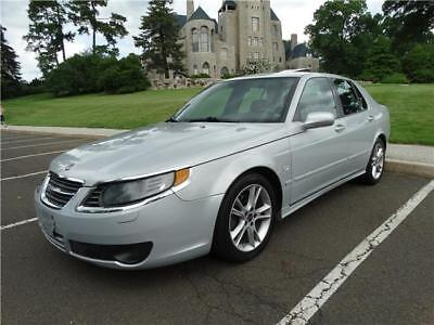 9-5 -- 2008 Saab 9-5 95 LOW MILES MAINTAINED SUPER CLEAN XENON NO RESERVE !