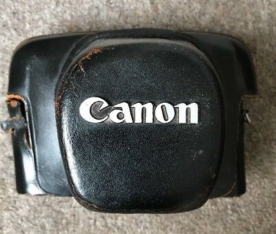 Leather Case for Canon FT TL FTb TLB TX etc