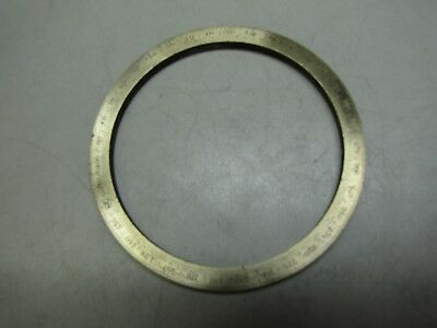A 360 degree Brass Ring possibly Astronomical