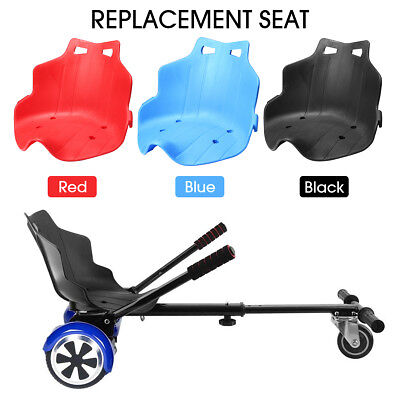 3 Colors Replacement Plastic Seat for Adjustable Hover Cart Kart Hoverboard