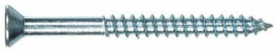 The Hillman Group 40063 8-Inch x 1-Inch Flat Head Phillips Wood Screw, 100-Pack