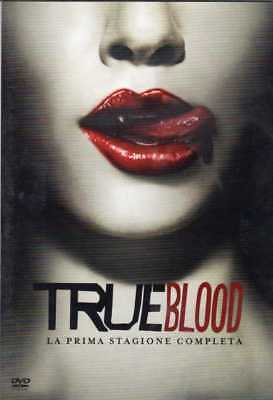 True Blood - Stagione 1 (5 DVD)