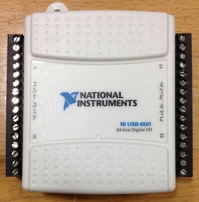 National Instruments NI USB-6501 Digital I/O Modules