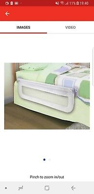 summer infant grow single bed rail