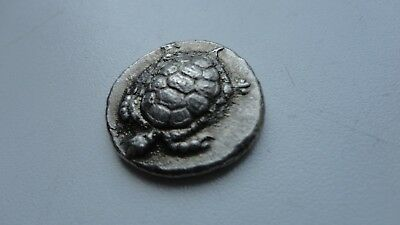 Repro Ancient Greek Coin Tortoise Stater Aegina Turtle  Free Worldwide Shipping