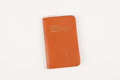 Vintage 1966. Amateur Photographer Diary in new, unused condition.