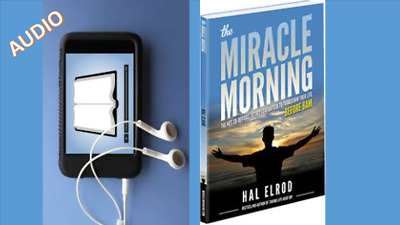 AUDIO The Miracle Morning - Hal Elrod in audio format mp4 mp3 pdf